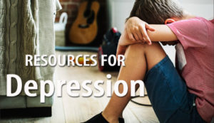 Resources for Depression