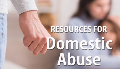 Resources for Domestic Abuse