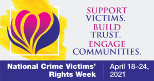 Read more about the article National Crime Victims' Rights Week