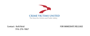 Read more about the article Crime Victims United Joins Lawsuit To Stop CDR's Early Release Of 76,000 Dangerous Inmates